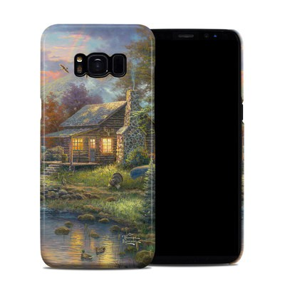 Samsung Galaxy S8 Clip Case - Natures Paradise