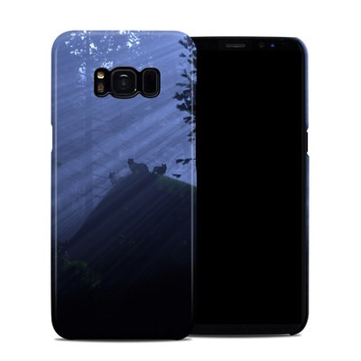 Samsung Galaxy S8 Clip Case - Night Children