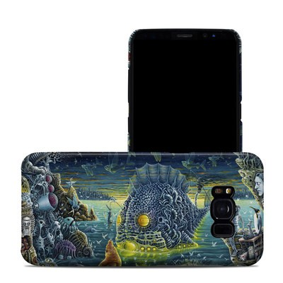 Samsung Galaxy S8 Clip Case - Night Trawlers