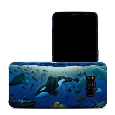 Samsung Galaxy S8 Clip Case - Oceans For Youth