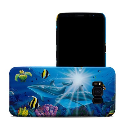 Samsung Galaxy S8 Clip Case - Ocean Friends