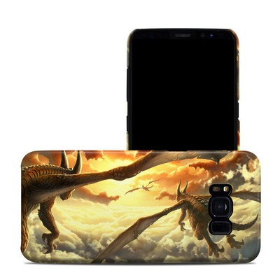 Samsung Galaxy S8 Clip Case - Over the Clouds