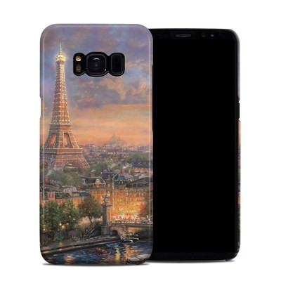 Samsung Galaxy S8 Clip Case - Paris City of Love