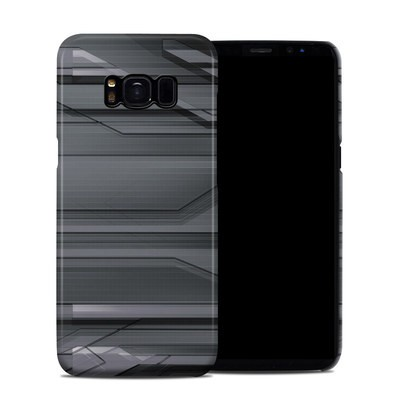 Samsung Galaxy S8 Clip Case - Plated