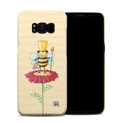 Samsung Galaxy S8 Clip Case - Queen Bee