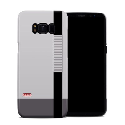 Samsung Galaxy S8 Clip Case - Retro Horizontal