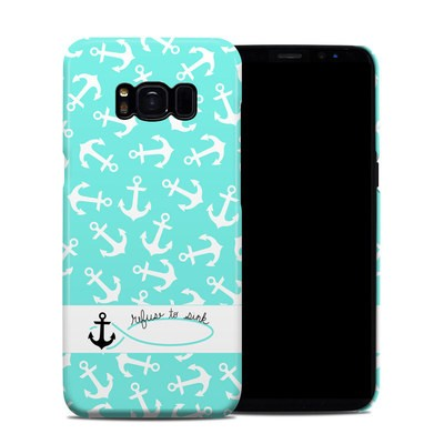 Samsung Galaxy S8 Clip Case - Refuse to Sink