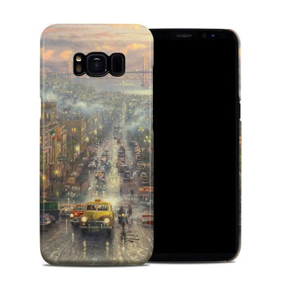 Samsung Galaxy S8 Clip Case - Heart of San Francisco