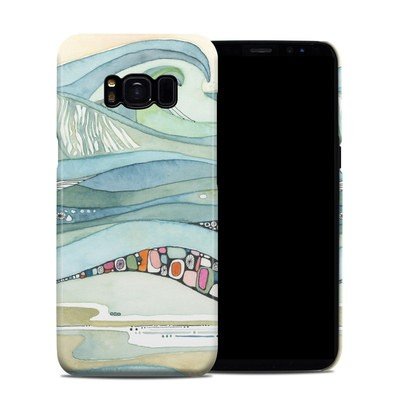 Samsung Galaxy S8 Clip Case - Sea of Love
