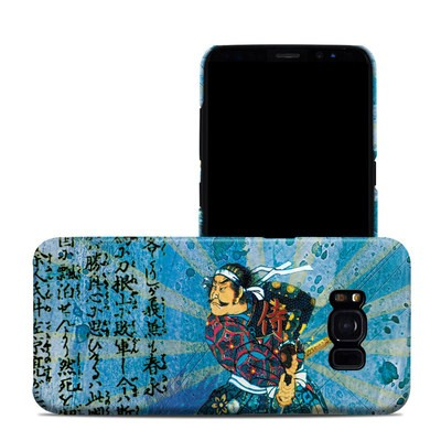 Samsung Galaxy S8 Clip Case - Samurai Honor