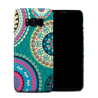 Samsung Galaxy S8 Clip Case - Silk Road