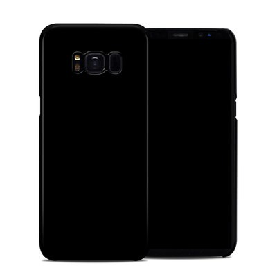 Samsung Galaxy S8 Clip Case - Solid State Black