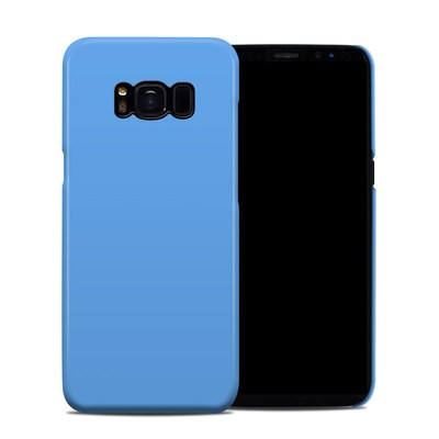 Samsung Galaxy S8 Clip Case - Solid State Blue