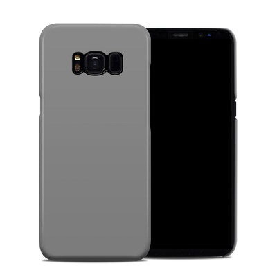 Samsung Galaxy S8 Clip Case - Solid State Grey