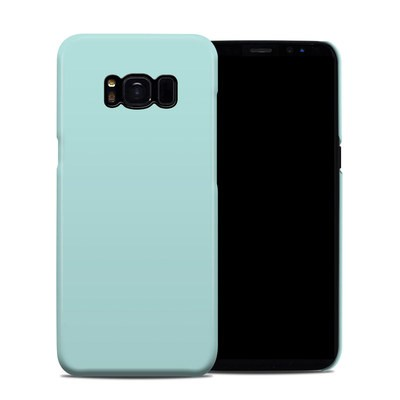 Samsung Galaxy S8 Clip Case - Solid State Mint