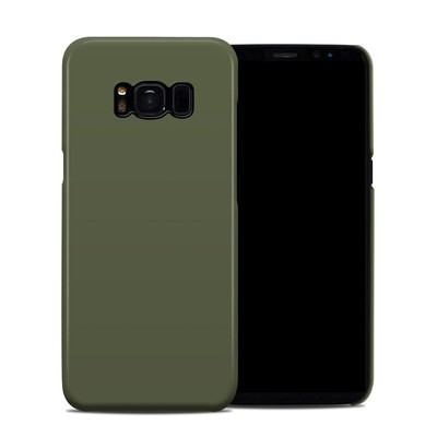 Samsung Galaxy S8 Clip Case - Solid State Olive Drab
