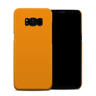 Samsung Galaxy S8 Clip Case - Solid State Orange