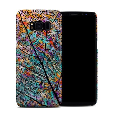 Samsung Galaxy S8 Clip Case - Stained Aspen