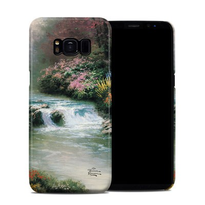 Samsung Galaxy S8 Clip Case - Beside Still Waters