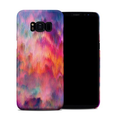 Samsung Galaxy S8 Clip Case - Sunset Storm