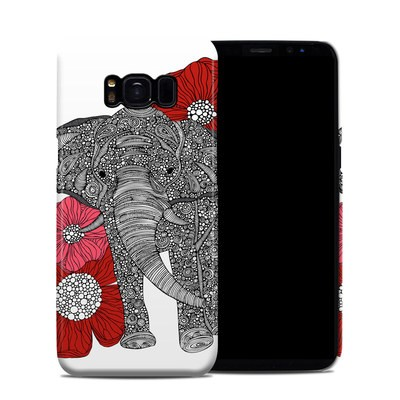 Samsung Galaxy S8 Clip Case - The Elephant
