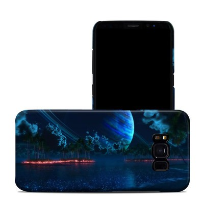 Samsung Galaxy S8 Clip Case - Thetis Nightfall