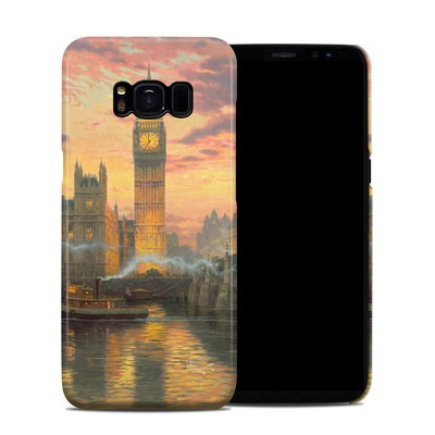Samsung Galaxy S8 Clip Case - Thomas Kinkades London
