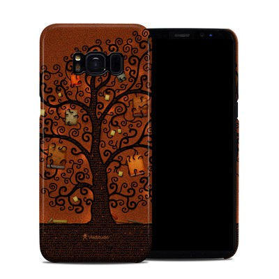 Samsung Galaxy S8 Clip Case - Tree Of Books