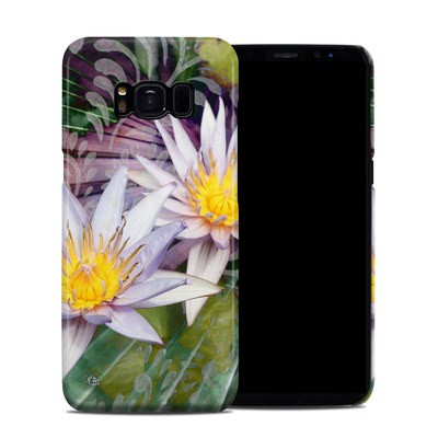 Samsung Galaxy S8 Clip Case - Tranquilessence