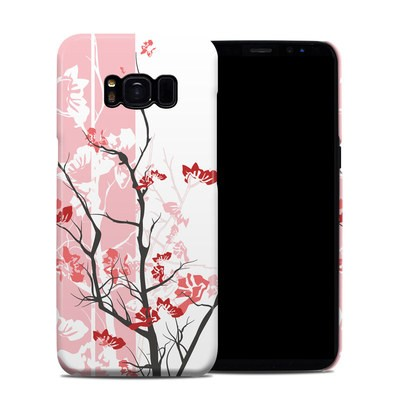 Samsung Galaxy S8 Clip Case - Pink Tranquility