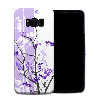 Samsung Galaxy S8 Clip Case - Violet Tranquility