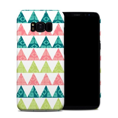 Samsung Galaxy S8 Clip Case - Triangle Slice