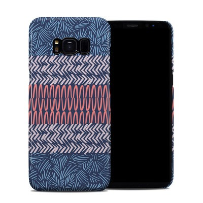 Samsung Galaxy S8 Clip Case - Tropical Ocean