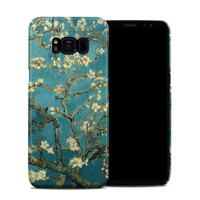 Samsung Galaxy S8 Clip Case - Blossoming Almond Tree