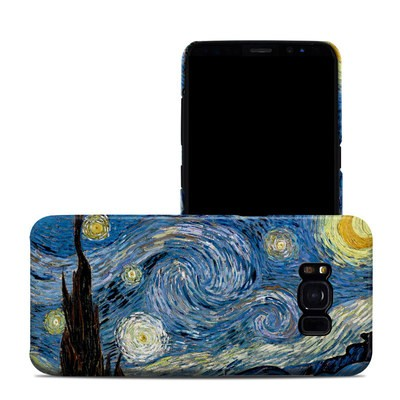 Samsung Galaxy S8 Clip Case - Starry Night
