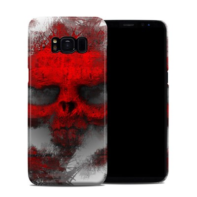 Samsung Galaxy S8 Clip Case - War Light