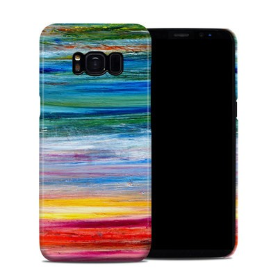 Samsung Galaxy S8 Clip Case - Waterfall