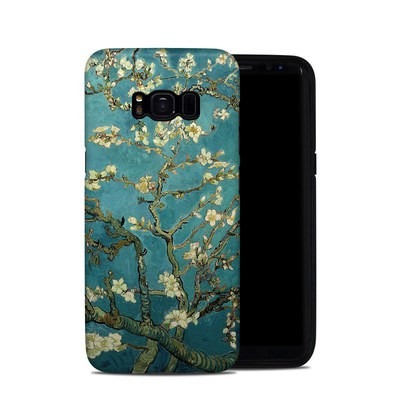 Samsung Galaxy S8 Hybrid Case - Blossoming Almond Tree