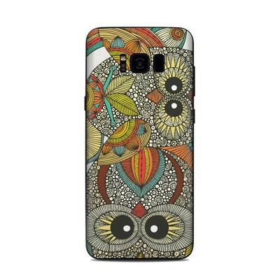 Samsung Galaxy S8 Plus Skin - 4 owls
