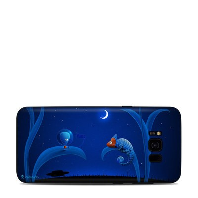 Samsung Galaxy S8 Plus Skin - Alien and Chameleon