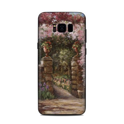 Samsung Galaxy S8 Plus Skin - Gate At Alta Villa