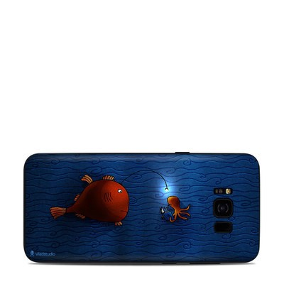 Samsung Galaxy S8 Plus Skin - Angler Fish