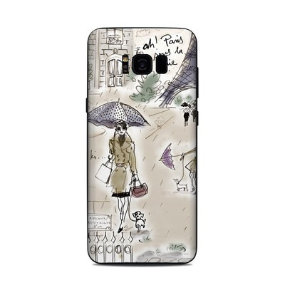 Samsung Galaxy S8 Plus Skin - Ah Paris