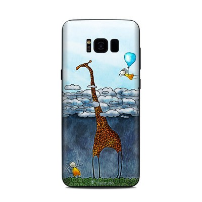 Samsung Galaxy S8 Plus Skin - Above The Clouds