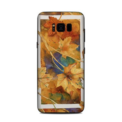 Samsung Galaxy S8 Plus Skin - Autumn Days