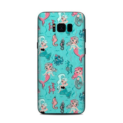 Samsung Galaxy S8 Plus Skin - Babydoll Mermaids