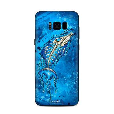 Samsung Galaxy S8 Plus Skin - Barracuda Bones