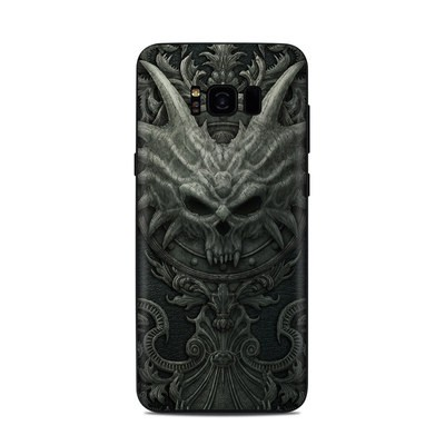 Samsung Galaxy S8 Plus Skin - Black Book