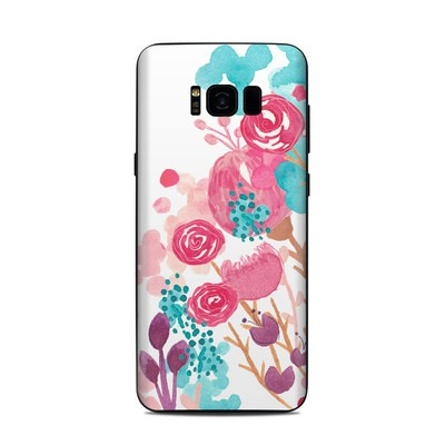 Samsung Galaxy S8 Plus Skin - Blush Blossoms