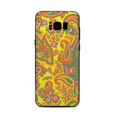 Samsung Galaxy S8 Plus Skin - Bombay Chartreuse